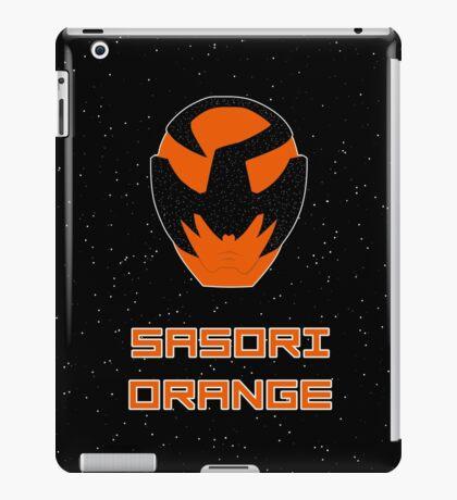 Kyuranger - Sasori Orange iPad Case/Skin