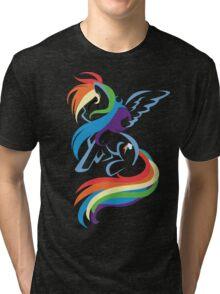 20% Cooler Dash Tri-blend T-Shirt