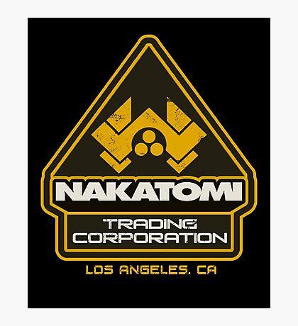 Nakatomi Trading Corporation.  Photographic Print