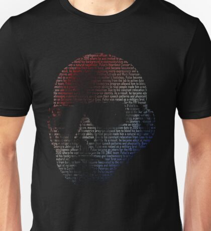 Pulse Head Rainbow Six Unisex T-Shirt