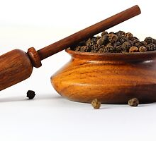 Black pepper by Dipali S