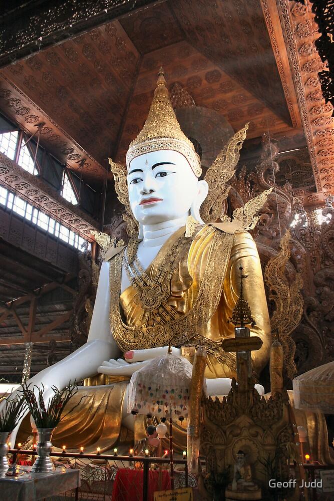 Buddha  by Geoff Judd