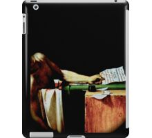 Death of Marat iPad Case/Skin