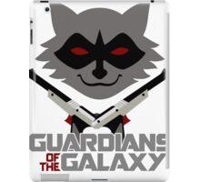 raccoon X iPad Case/Skin