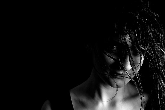 Wet Hair by Dan Coates