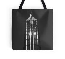 Looking Up v9 - Jin Mao Tower, Shanghai Tote Bag