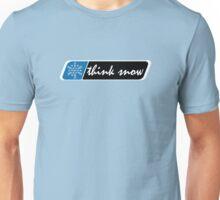 Think Snow Unisex T-Shirt