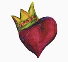 King of the Heart Kids Clothes