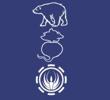 Bears. Beats. Battlestar Galactica by RagingPixie