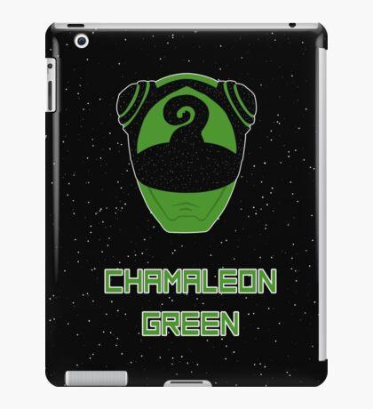 Kyuranger - Chamaleon Green iPad Case/Skin