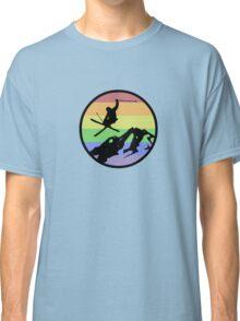 skiing 1 Classic T-Shirt