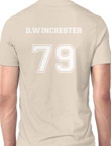 Dean Winchester Varsity Hoodie Supernatural Unisex T-Shirt