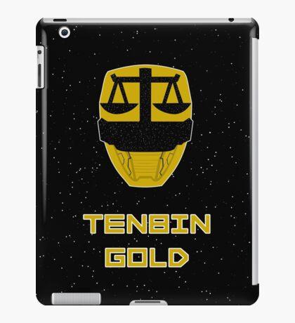 Kyuranger - Tenbin Gold iPad Case/Skin