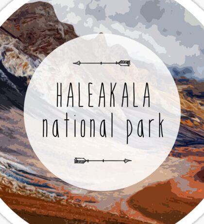 Haleakala National Park Sticker