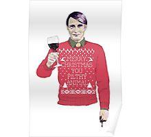 A Very Hannibal Christmas  Poster