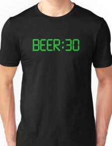 The Time Is Beer 30 Unisex T-Shirt