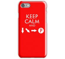 Keep Calm and Fireball iPhone Case/Skin