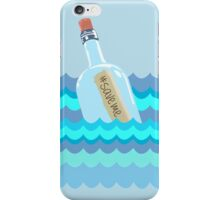 Hashtag Save Me iPhone Case/Skin