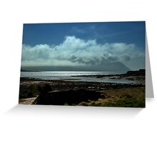 Hoysound-Orkney Islands Greeting Card