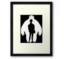 """Tadashi Is Here"" Framed Print"