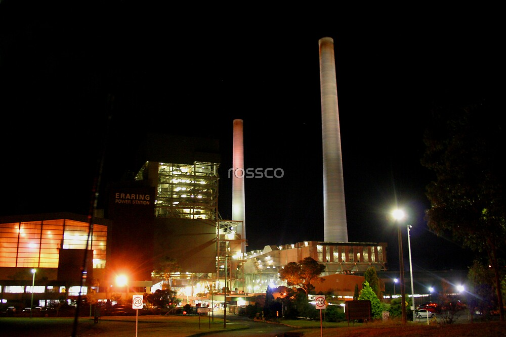 Eraring Power Station by rossco