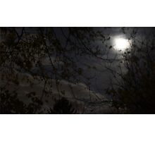 Mystery Moon Photographic Print