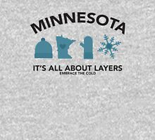 Minnesota Layers Unisex T-Shirt