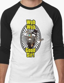 Wub, Wub, Good Sir! Men's Baseball ¾ T-Shirt
