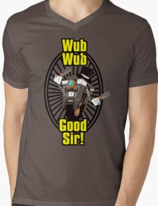 Wub, Wub, Good Sir! Mens V-Neck T-Shirt