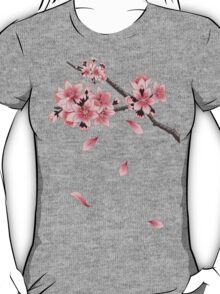 Cherry Blossom Branch T-Shirt