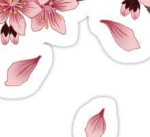 Cherry Blossom Branch Sticker