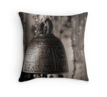 Still life with Bell Throw Pillow