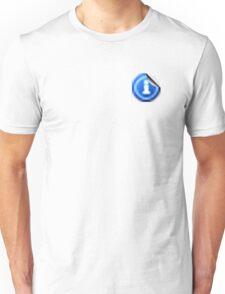 INFORMATION Peel sticker Unisex T-Shirt