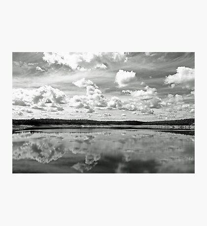 Canning Reservoir - Western Australia  Photographic Print