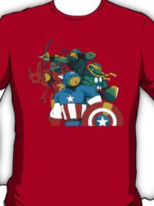 Turtles Avengers T-Shirt