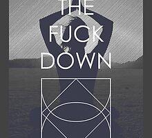 Calm The Fuck Down by papabuju