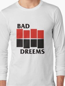 Bad Dreems vs. Black Flag Long Sleeve T-Shirt