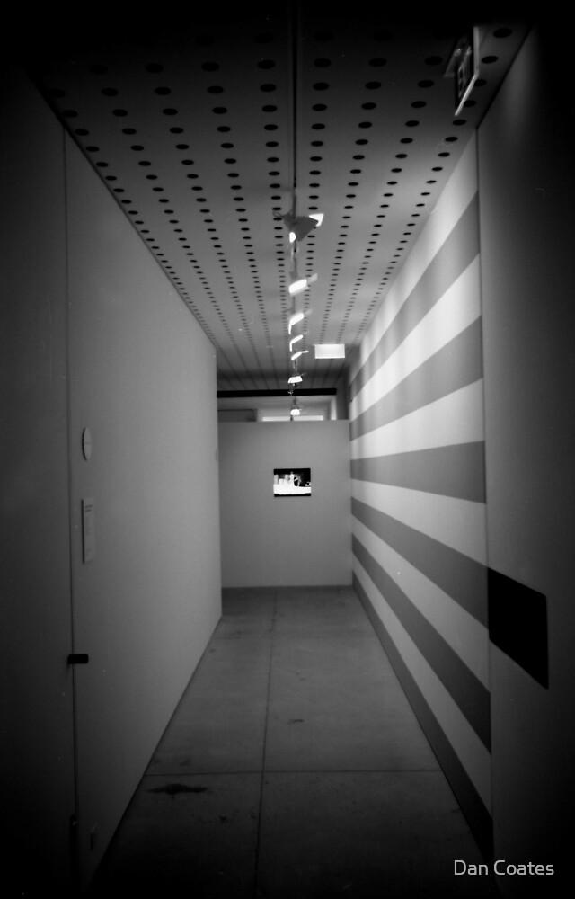 Corridor [1] by Dan Coates