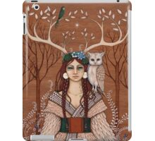 Wood Witch iPad Case/Skin