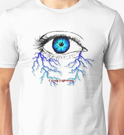 ARCTIC MONKEYS - Crying Lightning Unisex T-Shirt