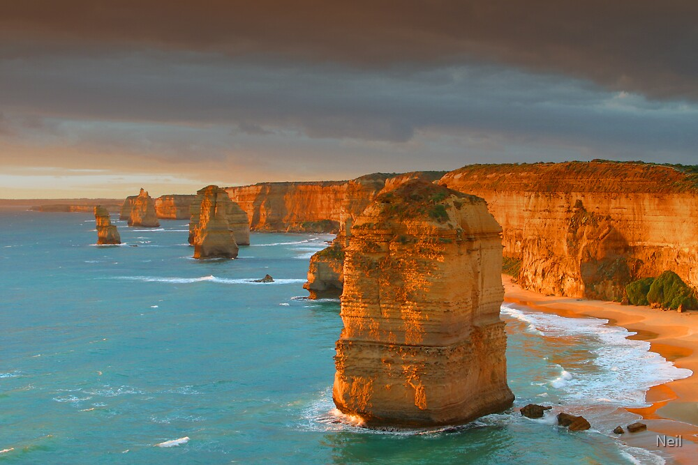 The 12 Apostles by Neil