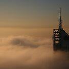golden fog by Scott Sandars