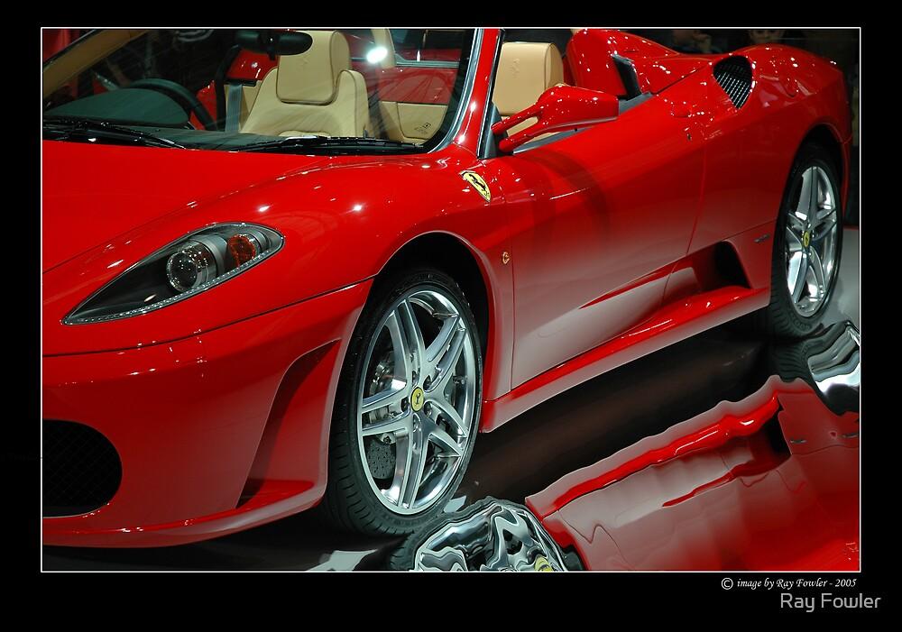 Ferrari by Ray Fowler