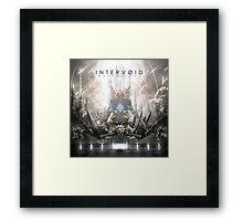 Intervoid - Weaponized Album Art Framed Print