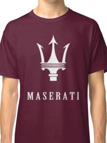super car - maserati Classic T-Shirt
