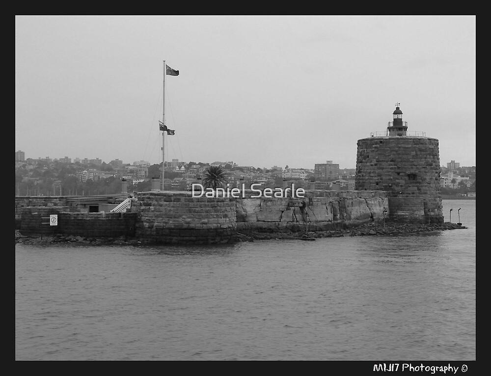 Fort Denison - Sydney, Nsw by Daniel Searle