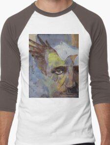 Poe Men's Baseball ¾ T-Shirt
