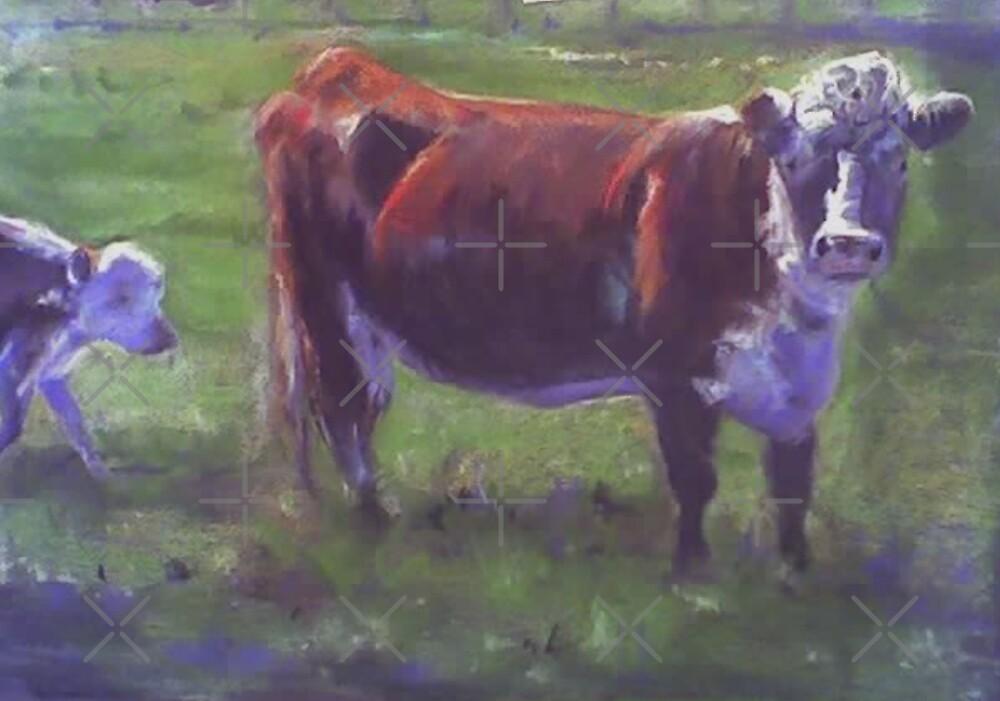 Following Mum. by Wendi Seymour