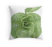 Crisp Too Throw Pillow