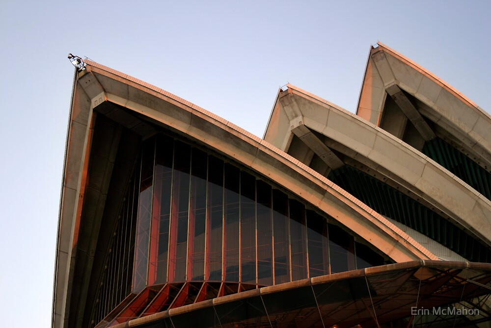 Opera House - Sydney - New South Wales by Erin McMahon